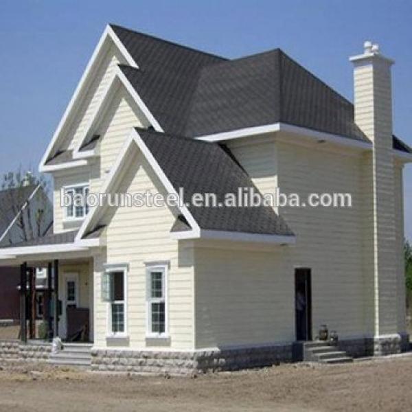 Light steel villa, Light steel structure villa (Baofeng WM-bs01 #1 image