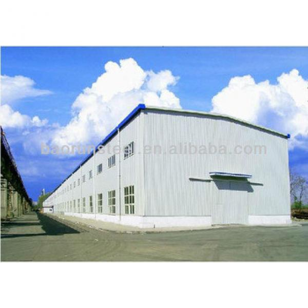 pre engineered steel building structural steel hangar to Cameroon once more 10000X10000MX45M 00092 #1 image