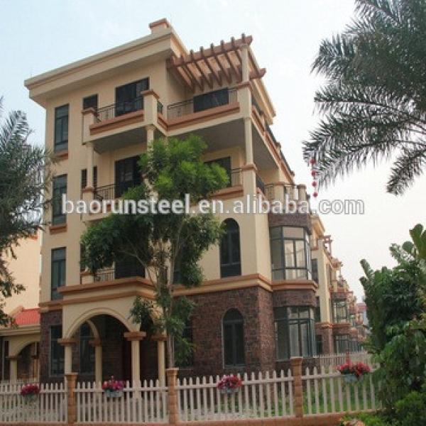 Modern Prefabricated House Luxury Villa Design #1 image