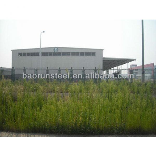 steel structure warehouse 00087 #1 image