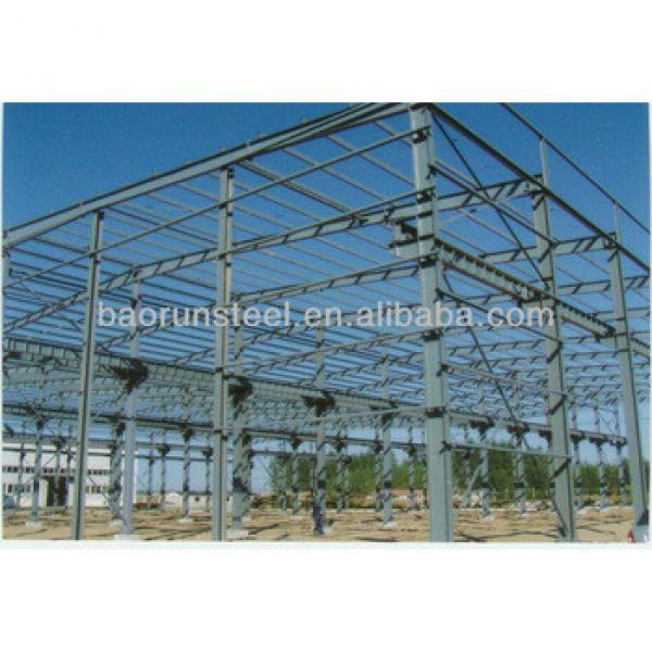 steel structure factory building metal buildings Steel Structure workshop steel buildings 00104 #1 image
