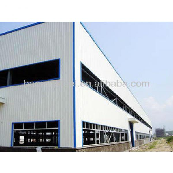steel structure factory building steel structure worksho 00105 #1 image