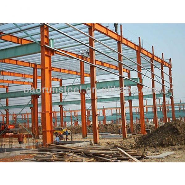 steel construction building steel structure supermarket steel warehouse carports industrial buildings pole barns storage 00114 #1 image