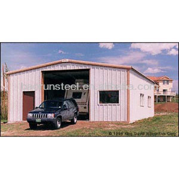 steel structure steel building garage kits 00095 #1 image