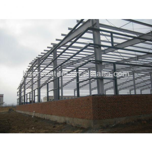 Steel Structure workshop in Nambia 00115 #1 image