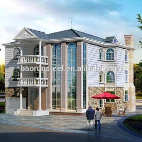 2015 Hot Sale newest design high quality prefab house #1 image
