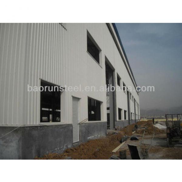 pre engineered steel buildings metal garage steel garage to Nigeria 00120 #1 image