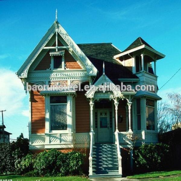 Luxury Prefab Light Steel Frame House including Landscape Design #1 image