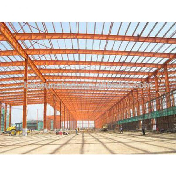 steel structure warehouse in The Republic of Estonia 00156 #1 image