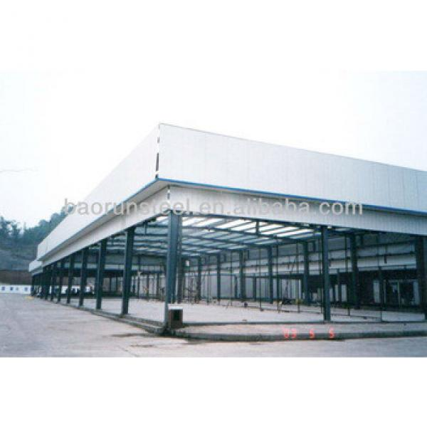 steel construction warehouse prefabricated buildings 00144 #1 image