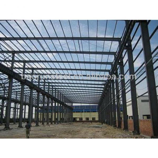 steel structure workshop in Turkmenistan 00162 #1 image
