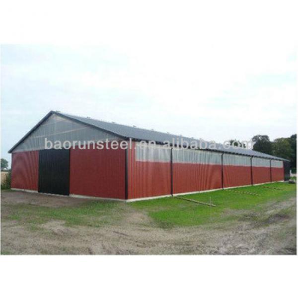 steel structure warehouse in Algeria 00199 #1 image