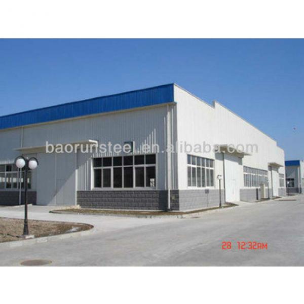 metal buildings steel structure power plants metal barns 00190 #1 image