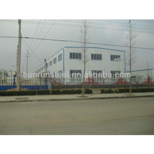 steel buildings steel structure factory building in Ghana 00218 #1 image