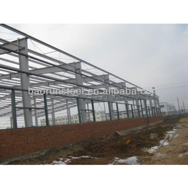 prefabricated buildings Steel Structure emporium industrial hall 00219 #1 image