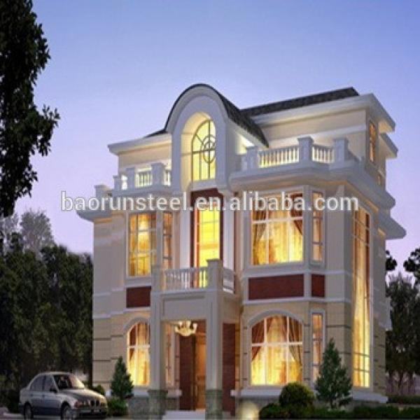 Low Cost Modern Design Light Gauge Steel Framing Prefab Houses Made in China #1 image