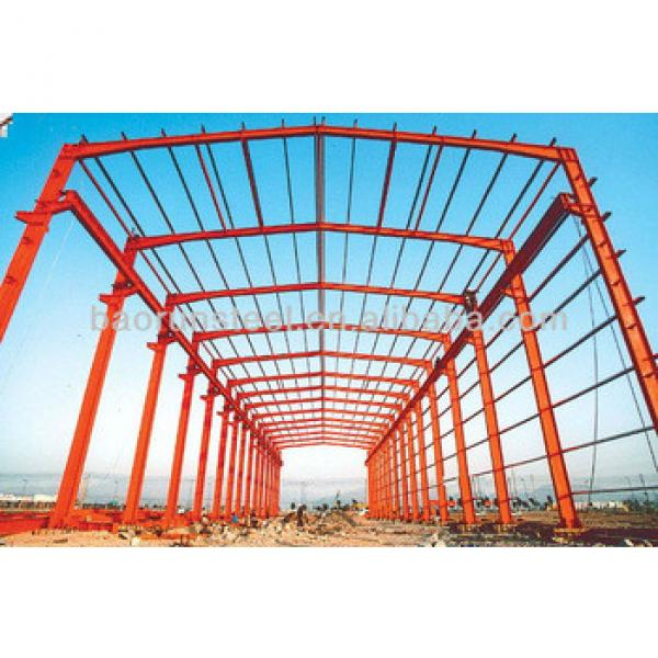 structural steel emporium structural metal shopping mall metal building Steel Structure workshop 00240 #1 image