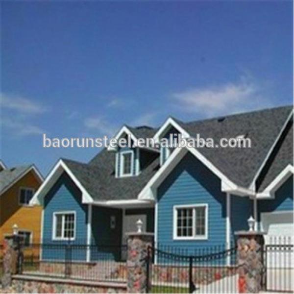 Prefabricated luxury villa, luxury wooden house villa,Luxury building #1 image