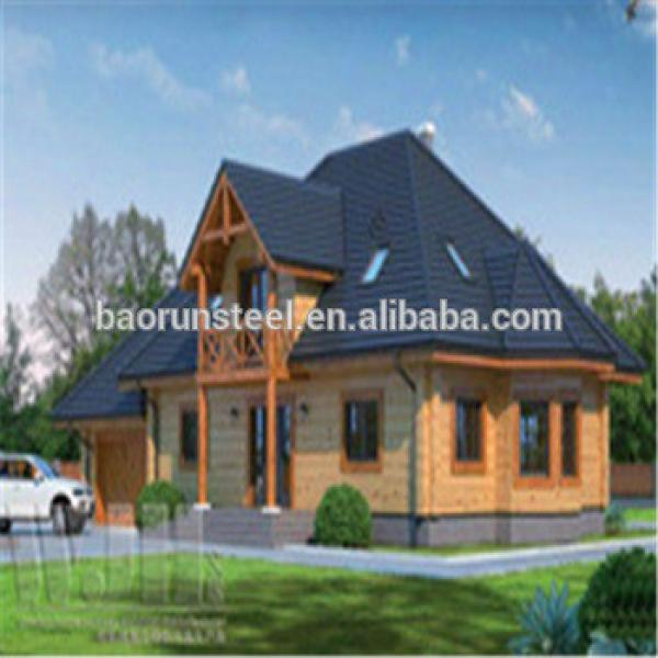 China most attractive luxury prefab steel villa for sale/Luxury prefab steel villa/villa houses #1 image