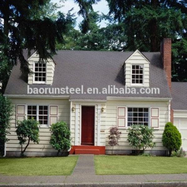baorun Supplier Luxury Prefabricated Houses for Costa Rica #1 image
