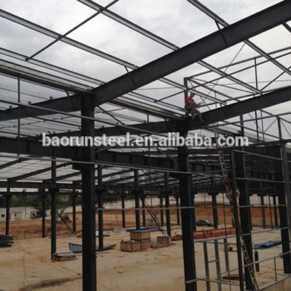 Top Build safe pre engineering light steel structure high rise building #1 image