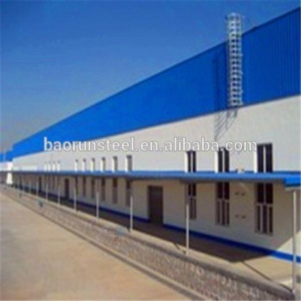 Coal Mine warehouse steel structure with high quality #1 image