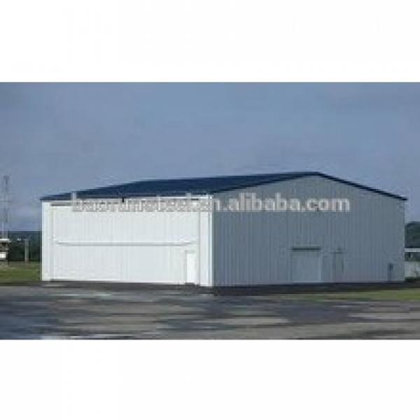Cold formed steel frame prefab house/heavy gauge steel structure building #1 image