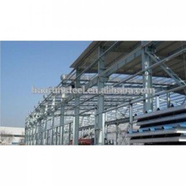 Prefab stable structure heavy gauge steel frame buildings in Australia #1 image