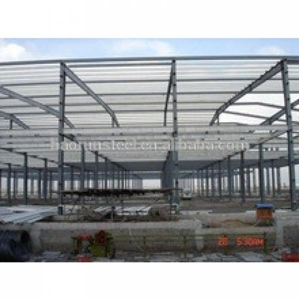Heavy weight steel space frame roofing for structural steel building #1 image