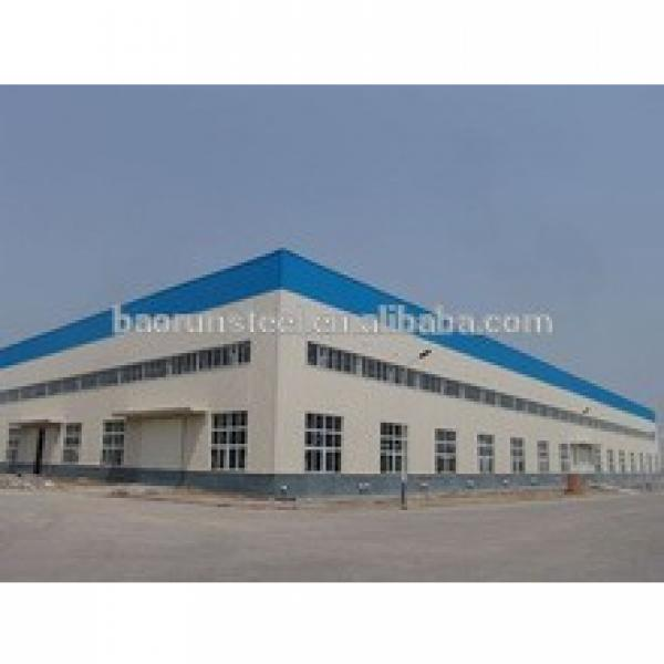 Factory direct sales All kinds of heavy airport steel structure building #1 image