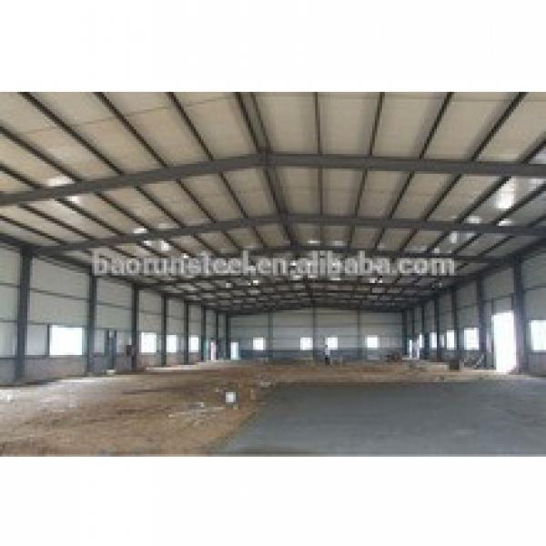 High quality heavy steel structure movable container house/building #1 image