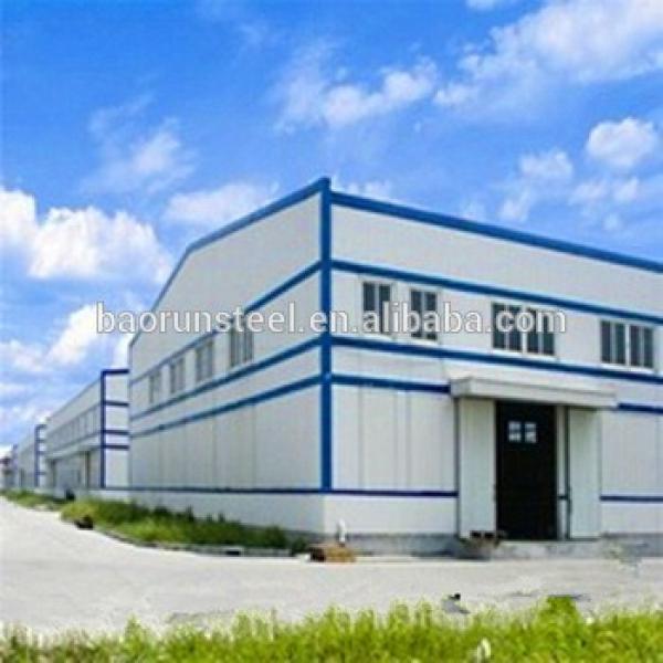 Heavy steel structural steel building for hangar steel structure warehouses #1 image