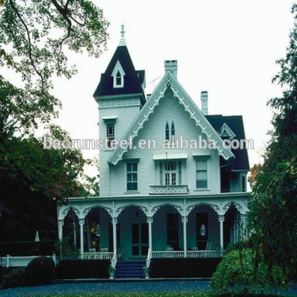 prefabricated steel villa houses for spain #1 image