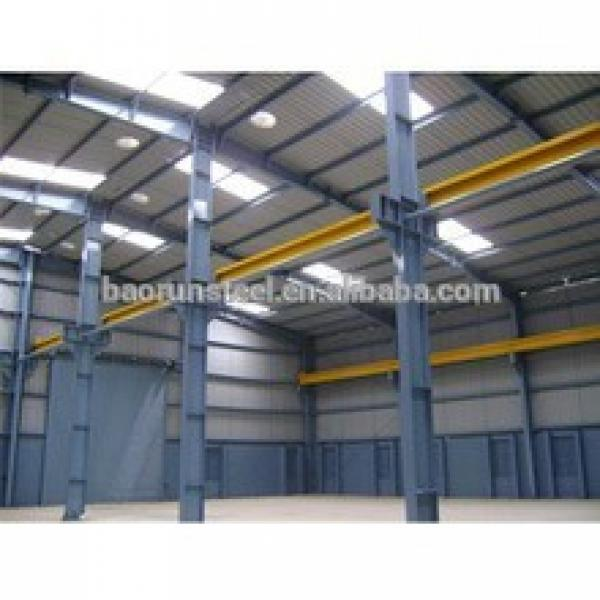 Easy to transport and assembling prefabricated Light Steel Structure warehouse #1 image