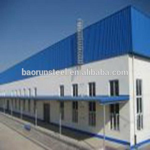 Modern Design China Low Cost Steel Structure Prefab steel factory #1 image