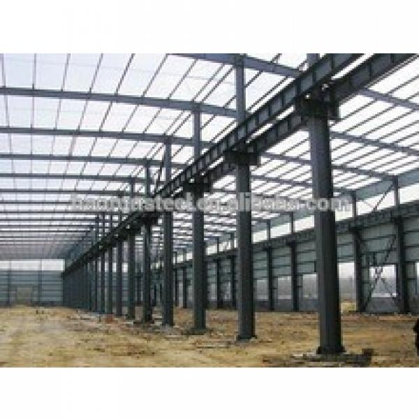 China manufacturer low cost high quality one stop service steel structure warehouse #1 image