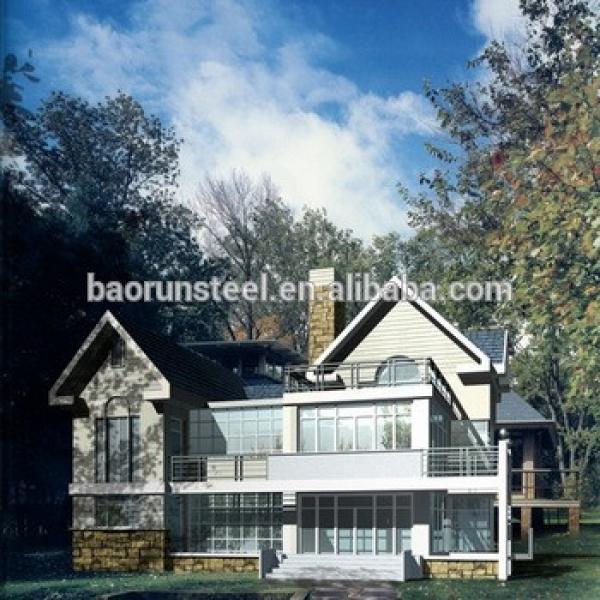 baorun small two storey villa #1 image