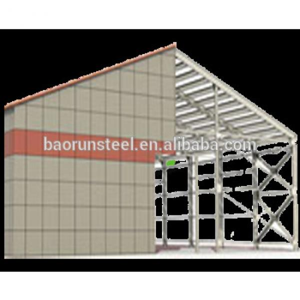 house steel structure #1 image