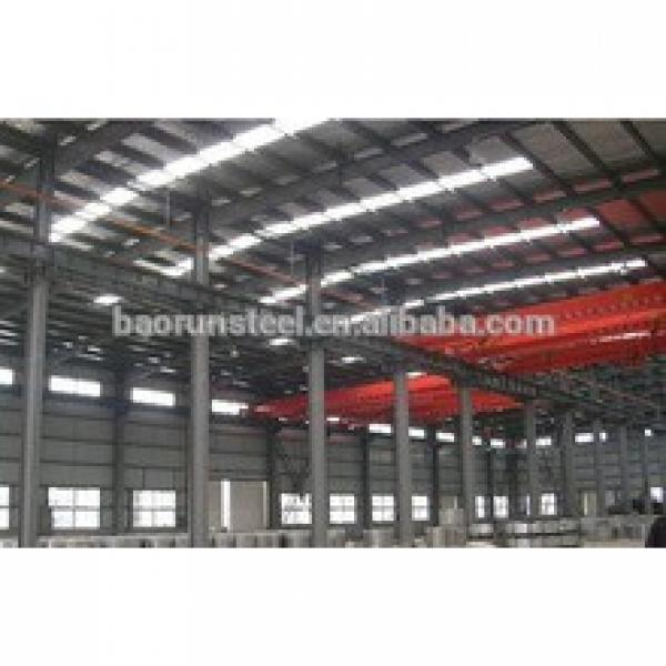 Low selling prices of steel structure workshop/warehouse #1 image