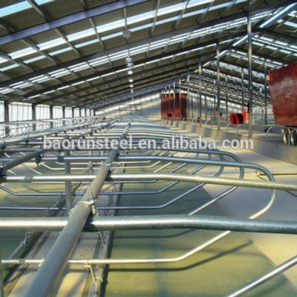 Hot sales light steel structure workshop with th cheapest price #1 image