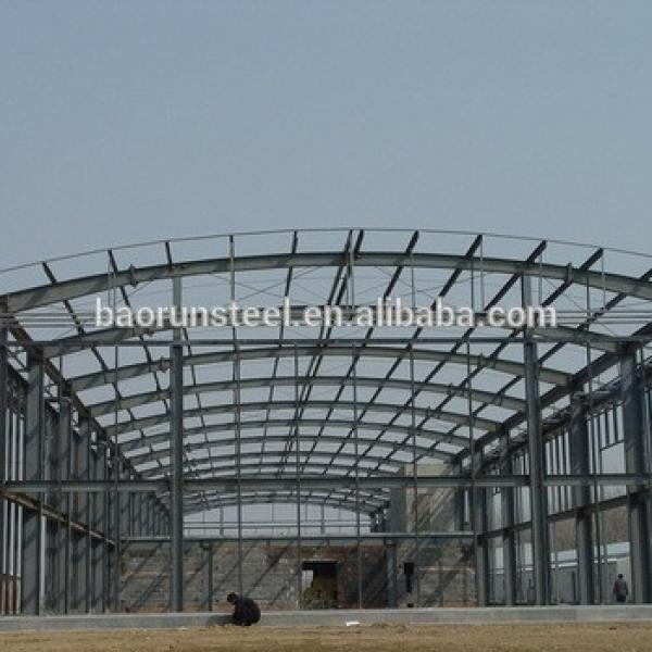 China made steel structure workshop on Untied States #1 image