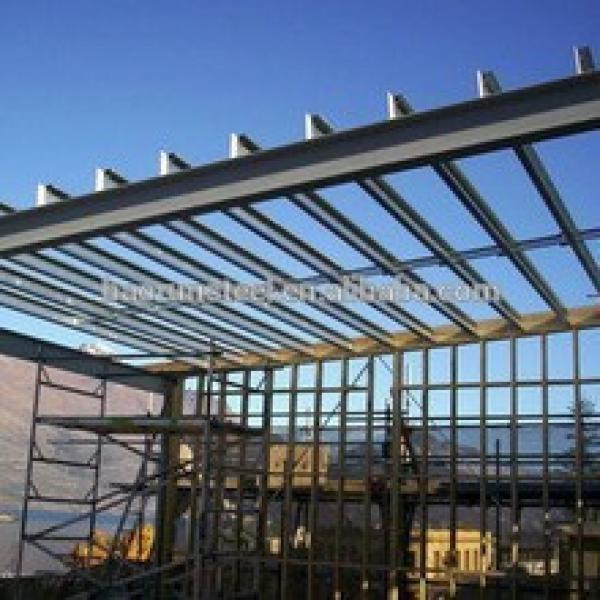 Low cost steel structure workshop/factory in U.S.A #1 image