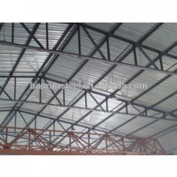Prefabricatared Engineering Building for Workshop or Warehouse for sale #1 image