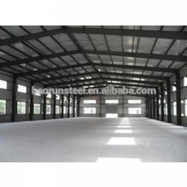 Obtain Authentication certificate of the prefabricated steel structure workshop #1 image