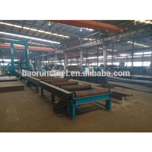 ISO / CE Standard New construction design prefabricated industrial structure steel #1 image