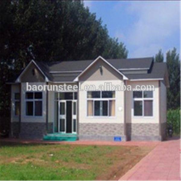 Competitve Price prefabricated luxury container house villa/luxury wooden villa #1 image