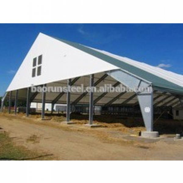 China factory offer cheap and practical personally-designed steel structure warehouse #1 image