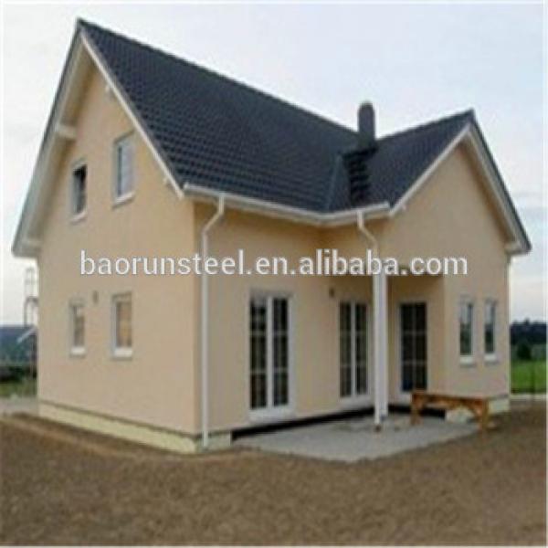 Low Price Light Steel Prefabricated Luxury House Villa #1 image