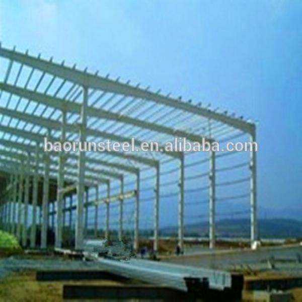 T-type Prefabricated warehouse one/two/three plans #1 image