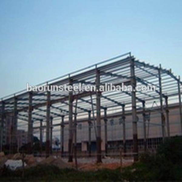 Nice and applicative Cement Plant Warehouse by Large Span Space Frame #1 image